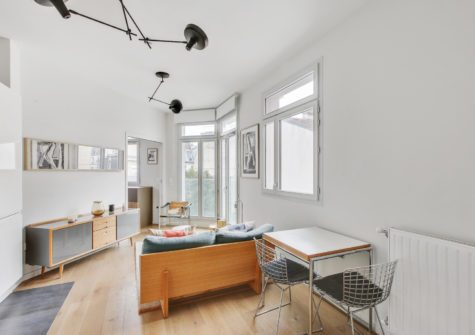 35m2 rue Guy Môquet Paris 17