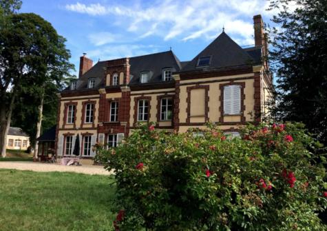Château de prestige en Haute Normandie