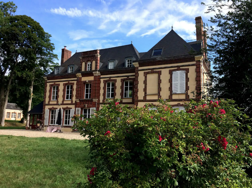 Château de prestige Haute Normandie