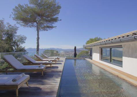 Villa d'exception CANNES-CALIFORNIE