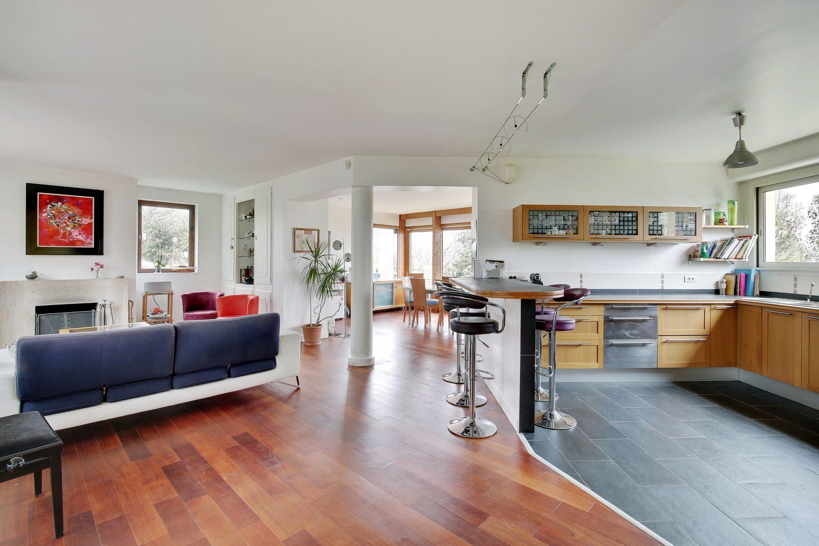 Maison de charme de 200m2 à Louveciennes (78430)