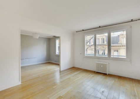 82m2 rue Weber Paris 16