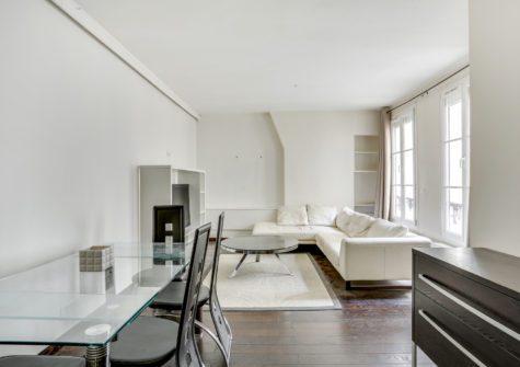 58m2 rue Rennequin Paris 17