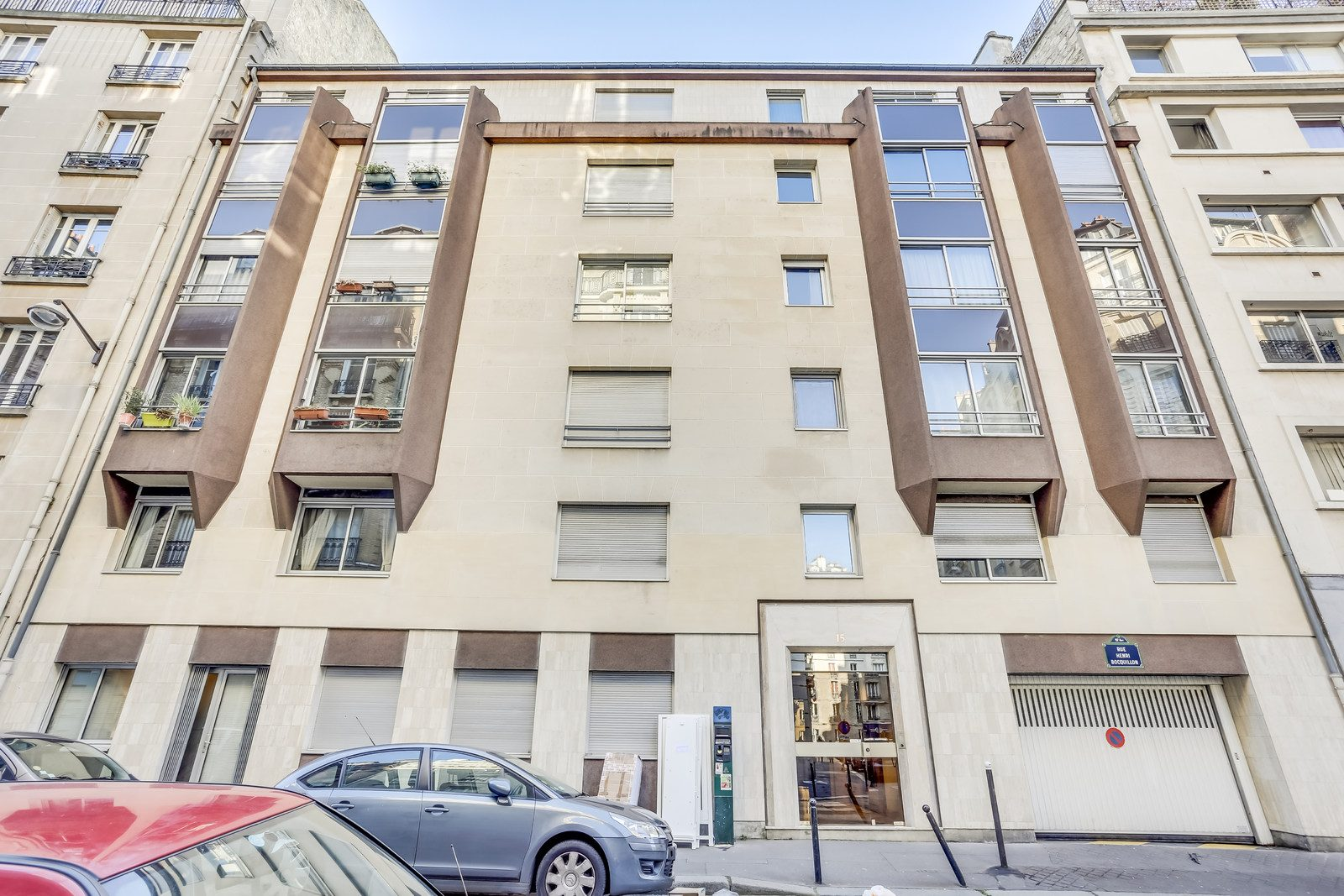 50m2 + box/parking fermé rue Bocquillon Paris 15