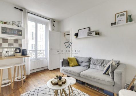 27m2 rue Timbaud Paris 11