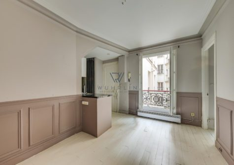 27m2 rue Guy Môquet Paris 17