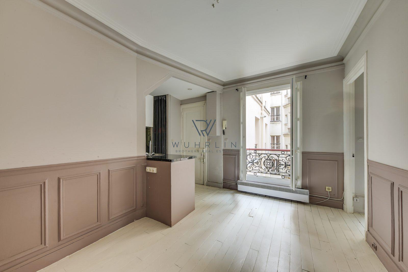 27m2 rue Guy Môquet Paris 17