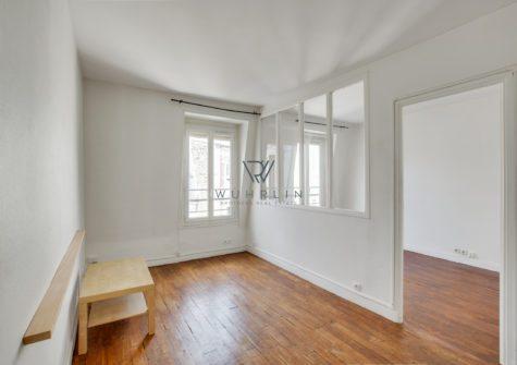 34m2 rue des Moines Paris 17