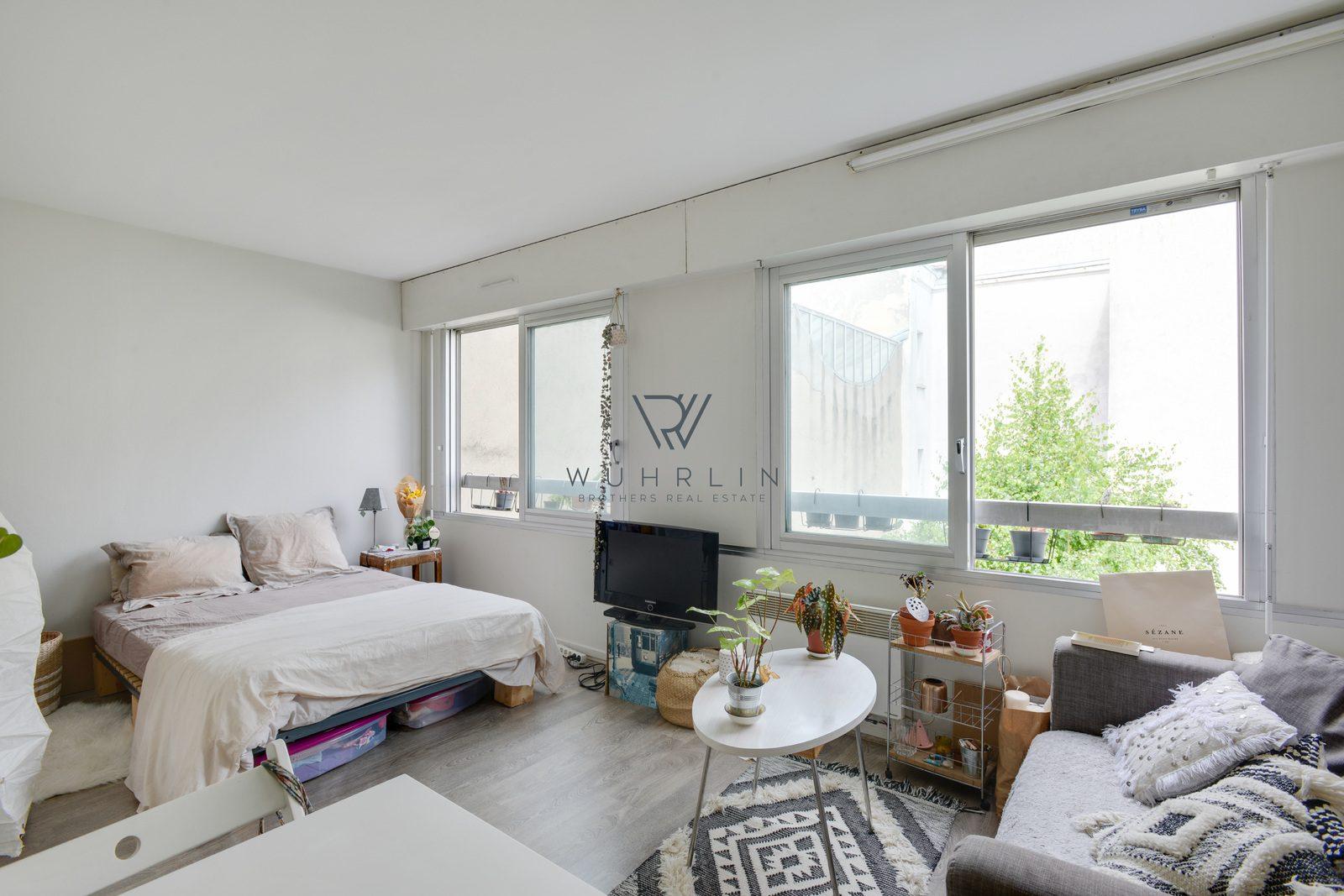 22m2 Villa Gaudelet Paris 11