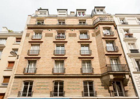 50m2 rue de la Comète Paris 7