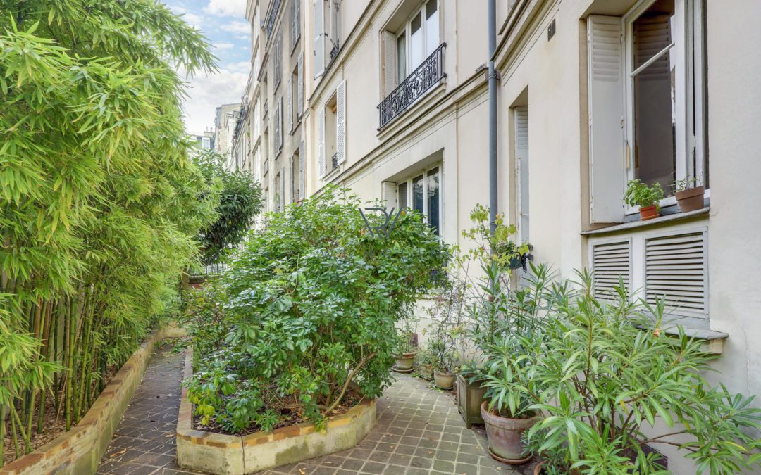 138m2 avenue du Maine Paris 14
