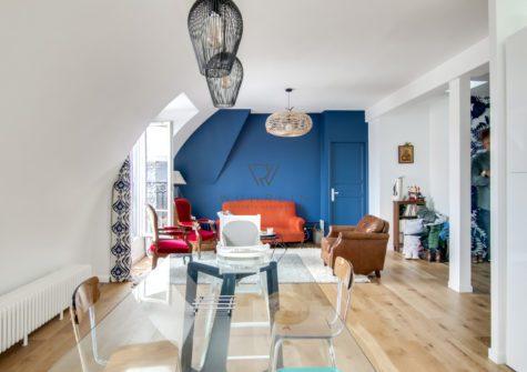 108m2 rue de Chabrol Paris 10