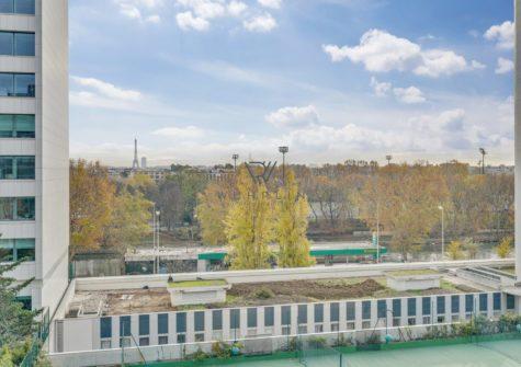 58m2 square Léon Blum Puteaux