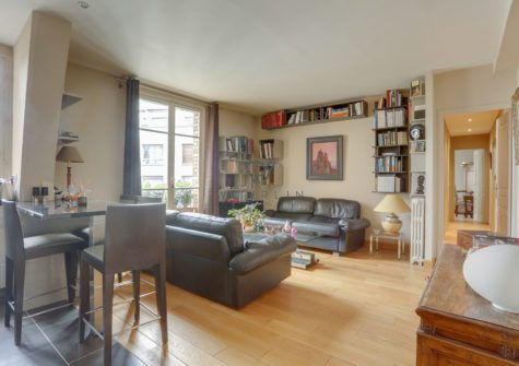 58m2 rue Michel Ange Paris 16