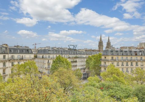 121m2 boulevard Richard Lenoir Paris 11