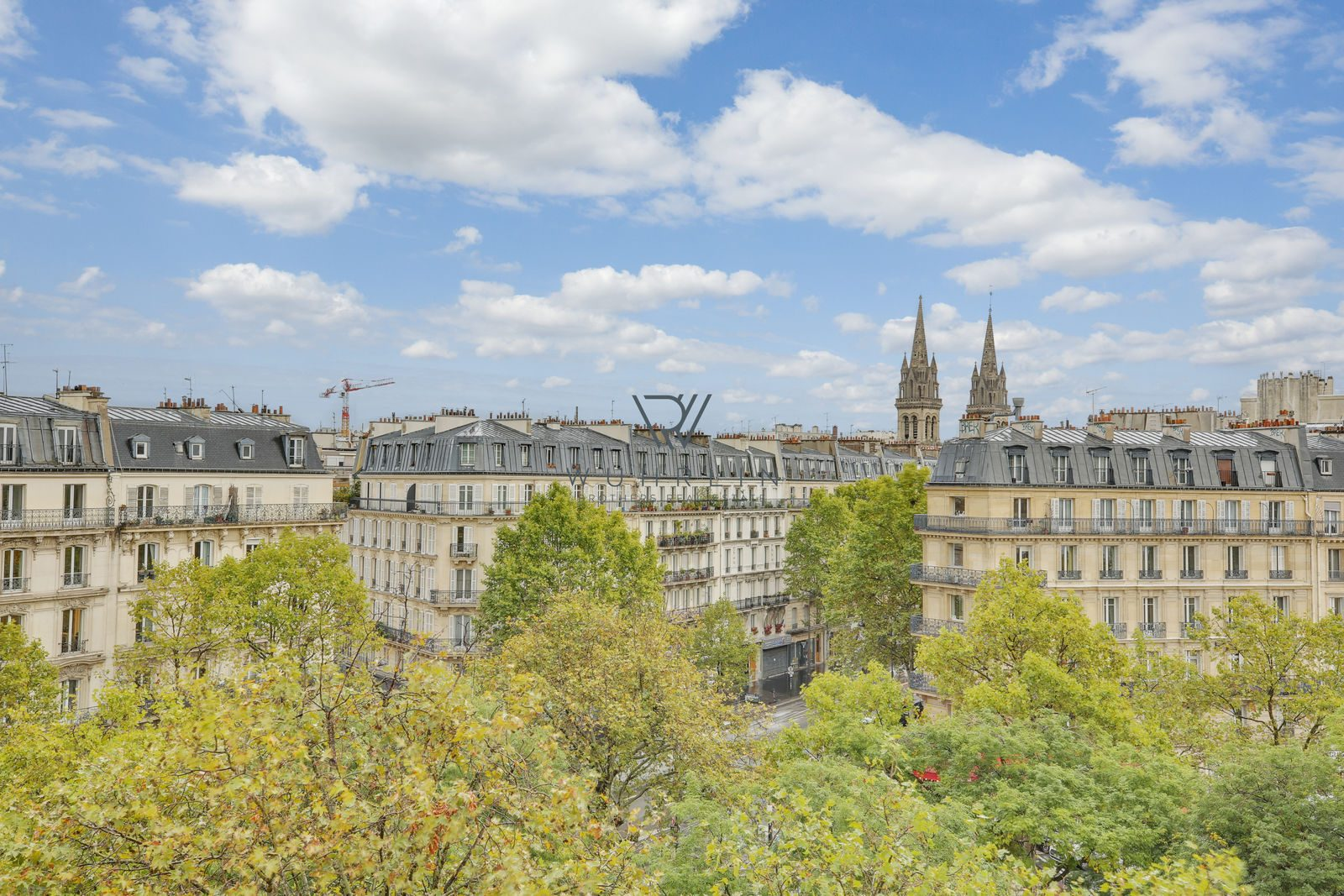 121m2 boulevard Richard Lenoir Paris 11