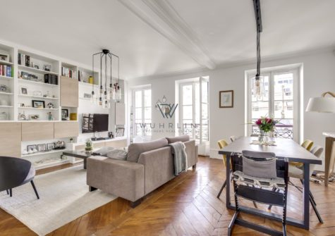 71m2 rue Legendre / Batignolles + parking Paris 17