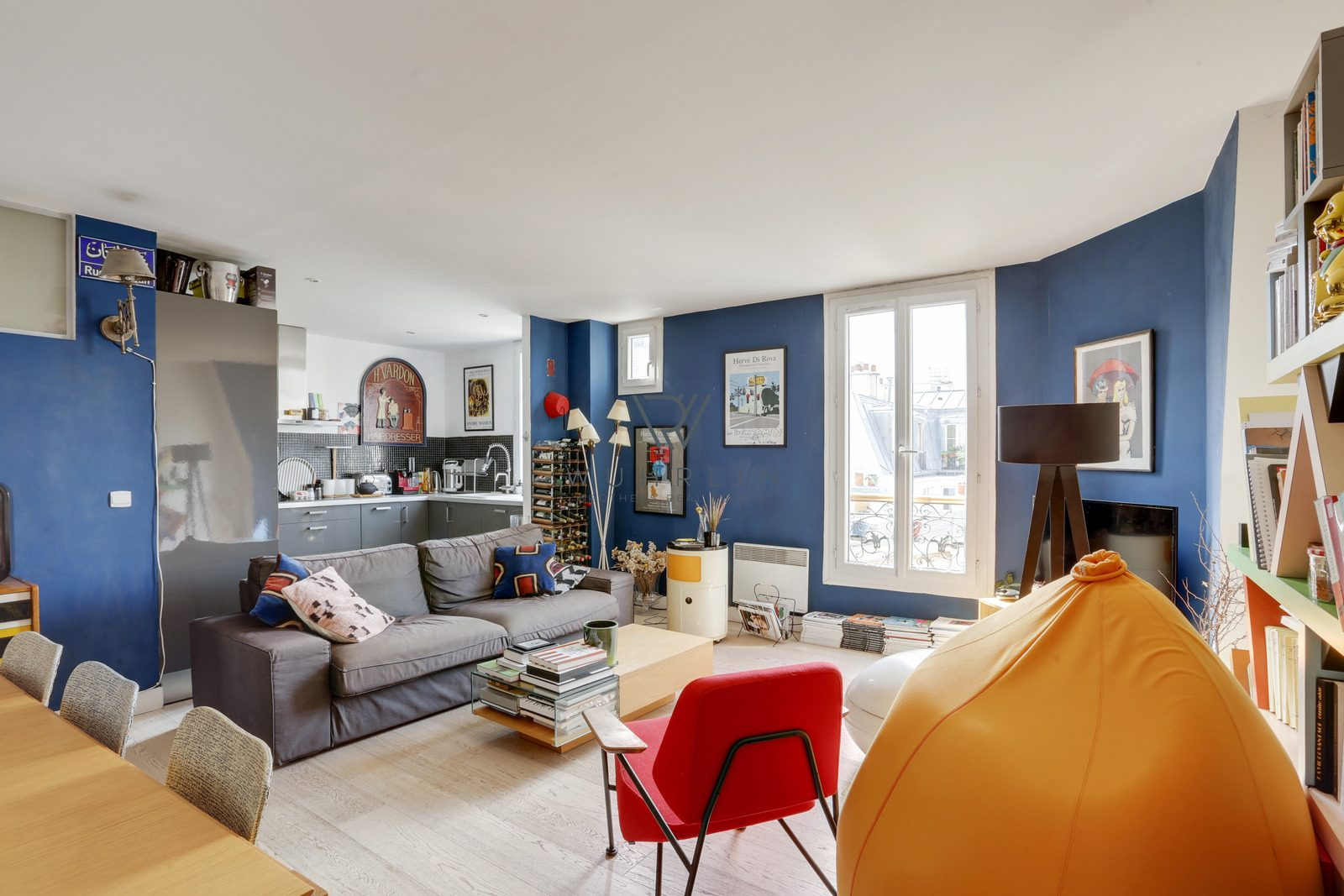 54m2 rue Louvel-Tessier Paris 10