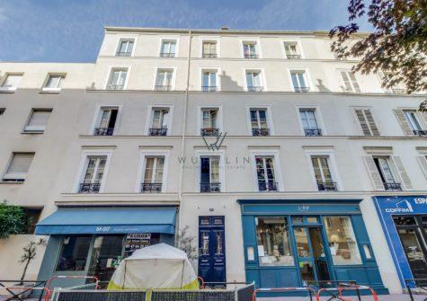 27m2 rue Marius Aufan Levallois-Perret