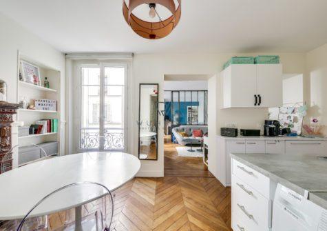 59m2 rue du Faubourg Poissonnière Paris 9