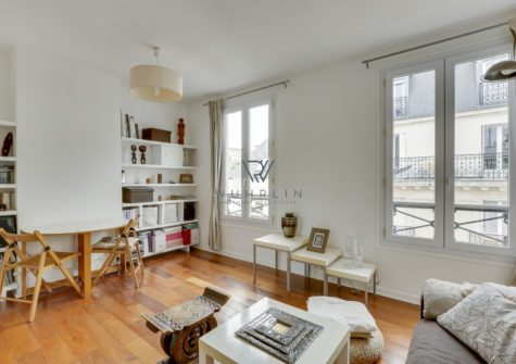 33m2 rue Davy Paris 17