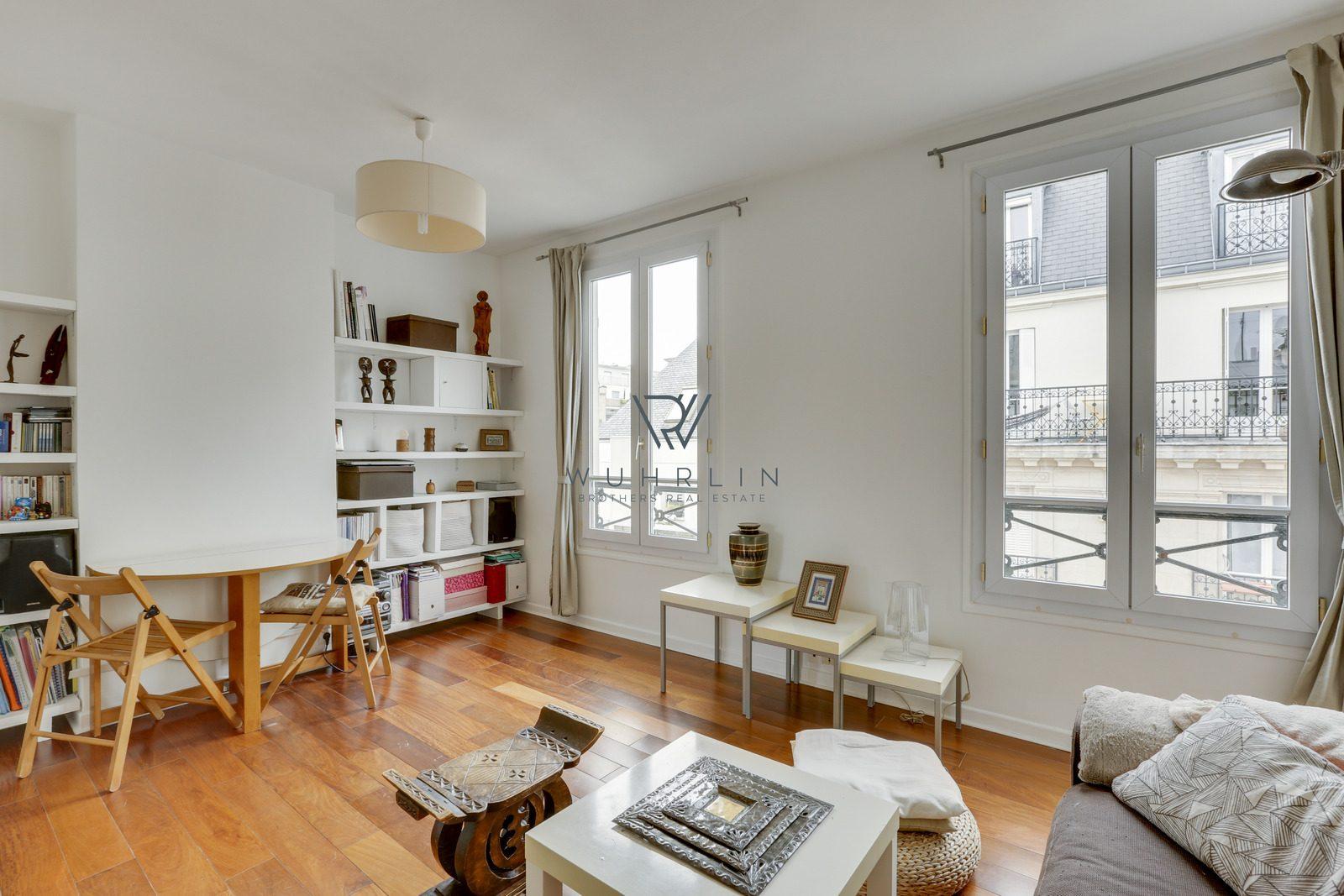 33m2 rue Davy Paris 17