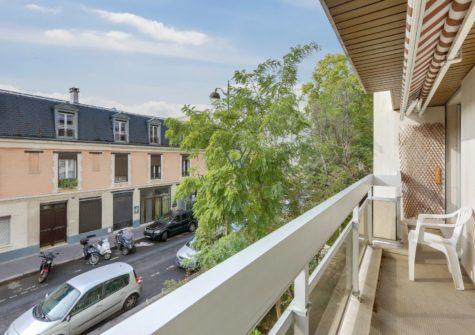 106m2 rue Claude Lorrain Paris 16