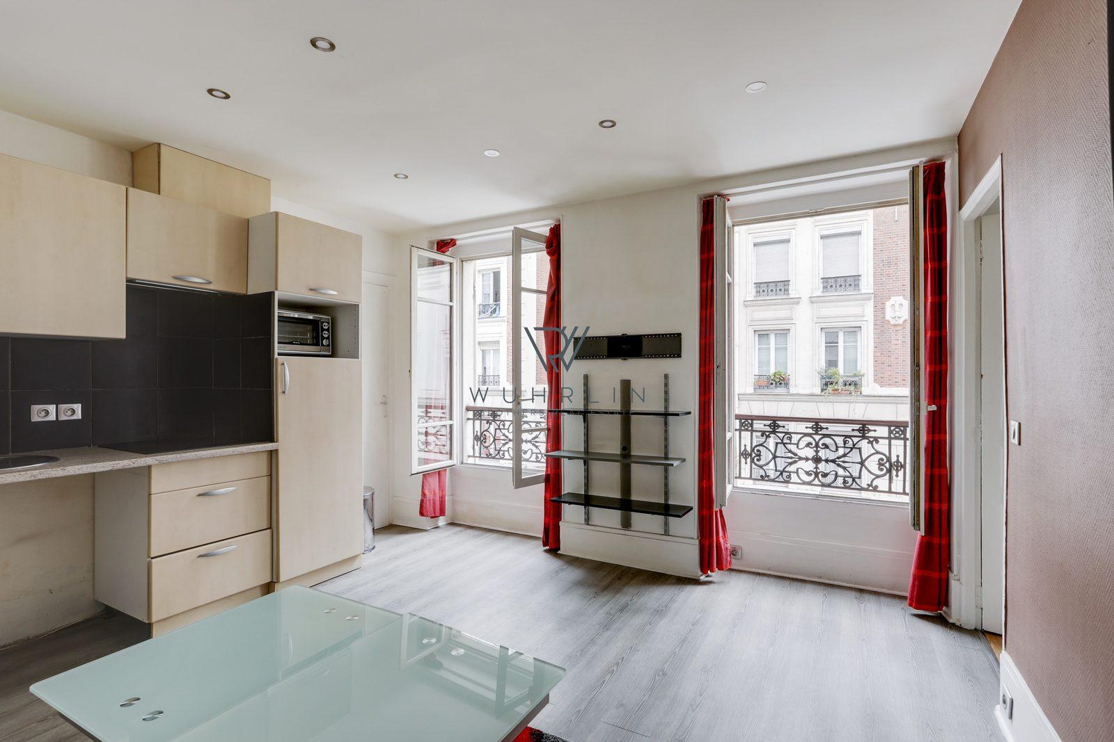 34m2 rue Championnet Paris 18