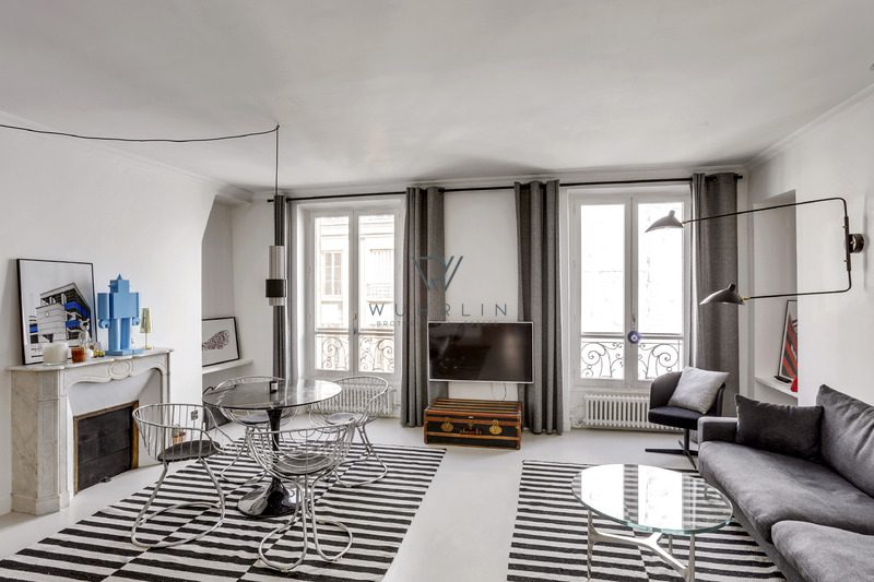 49m2 rue Frochot Paris 9