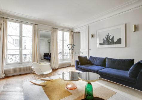 65m2 rue du Faubourg Saint-Honoré Paris 8
