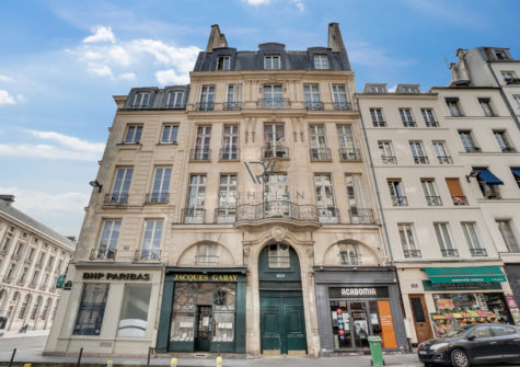 89m2 rue Saint-Jacques Paris 5