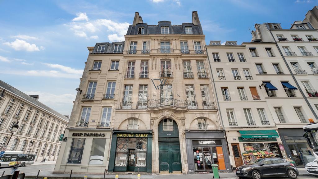 89m2 rue Saint-Jacques Paris 5